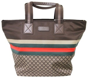 Gucci Unisex Diamante Travel Tote in Multi-Color