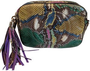 Gucci Disco Python Soho Cross Body Bag