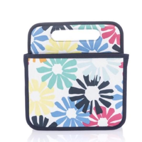 Preload https://item2.tradesy.com/images/bloomin-bouquet-double-duty-caddy-bright-primary-colora-polyester-tote-23887751-0-0.jpg?width=440&height=440