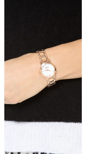 Kate Spade Kate Spade Gramercy Mini Ladies Gold Ion-plated Stone Set Watch