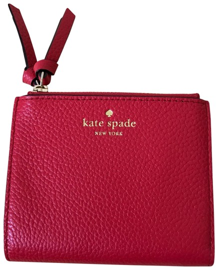 Kate Spade Brand New Mulberry Street Small Malea Double Zip Wallet WLRU3075