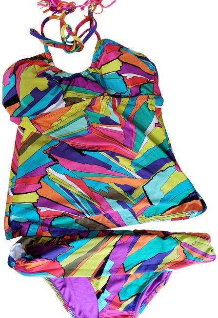 Preload https://item3.tradesy.com/images/trina-turk-multicolor-very-bright-colorful-tankini-size-4-s-23887842-0-1.jpg?width=400&height=650