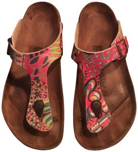 00deef6ef7 Women s Multicolor Birkenstock Shoes - Up to 90% off at Tradesy