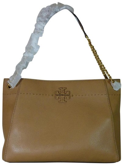 Preload https://img-static.tradesy.com/item/23887945/tory-burch-baguette-mcgraw-chain-slouchy-tan-leather-tote-0-0-540-540.jpg