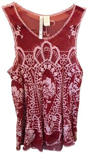 Preload https://item4.tradesy.com/images/red-and-white-tank-topcami-size-16-xl-plus-0x-23887958-0-1.jpg?width=400&height=650