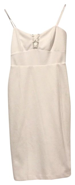 Preload https://item2.tradesy.com/images/bebe-white-tank-lace-mid-length-formal-dress-size-6-s-23887961-0-1.jpg?width=400&height=650