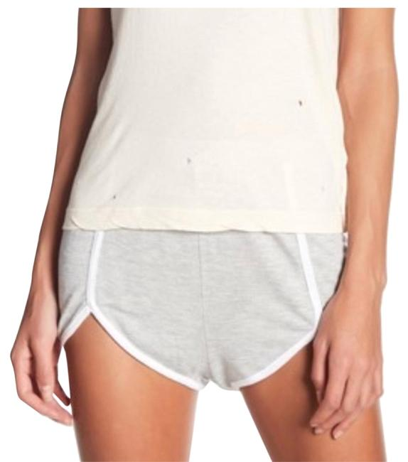 Preload https://item4.tradesy.com/images/wildfox-grey-cozy-white-mini-shorts-size-8-m-29-30-23887983-0-1.jpg?width=400&height=650