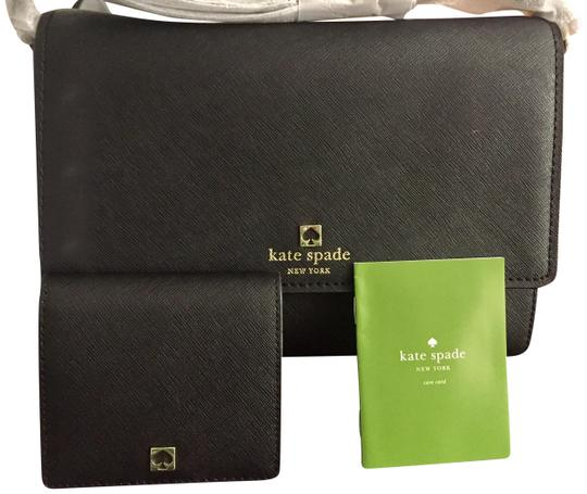Preload https://item4.tradesy.com/images/kate-spade-new-cove-street-and-serenade-black-leather-cross-body-bag-23887993-0-1.jpg?width=440&height=440