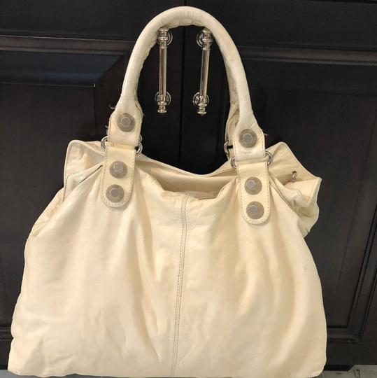 Balenciaga Satchel in off white