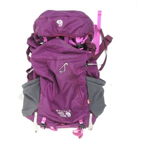 Mountain Hardwear Nylon Packing Hiking Backpack