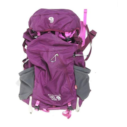 Preload https://img-static.tradesy.com/item/23888058/mountain-hardwear-pink-ozonic-outdry-58-liter-waterproof-purple-nylon-backpack-0-0-540-540.jpg