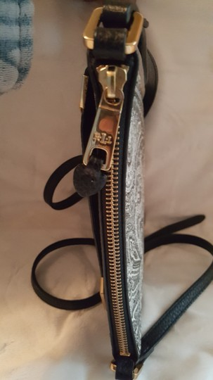 Ralph Lauren Paisley Cross Body Bag