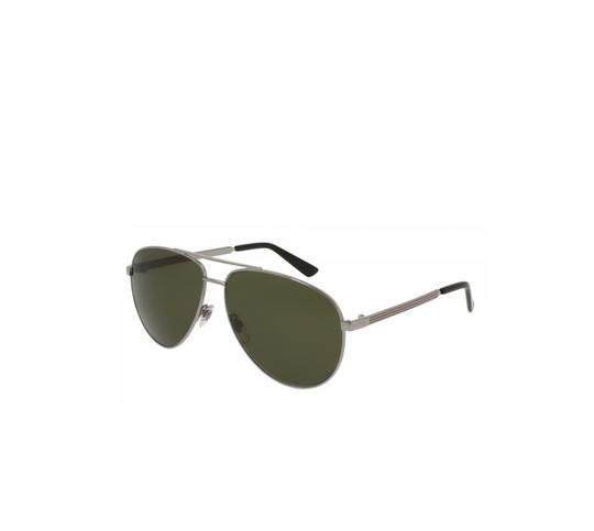 Preload https://item2.tradesy.com/images/gucci-green-gg0137s-003-61-sunglasses-23888081-0-0.jpg?width=440&height=440