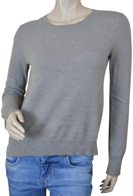 Preload https://img-static.tradesy.com/item/23888130/inhabit-beige-pure-cashmere-sweaterpullover-size-4-s-0-1-650-650.jpg