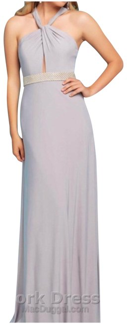 Preload https://item3.tradesy.com/images/mac-duggal-couture-platinum-sleeveless-gown-long-casual-maxi-dress-size-8-m-23888137-0-1.jpg?width=400&height=650
