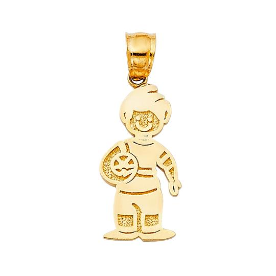 Preload https://img-static.tradesy.com/item/23888146/yellow-gold-14k-boy-with-ball-pendant-charm-0-0-540-540.jpg