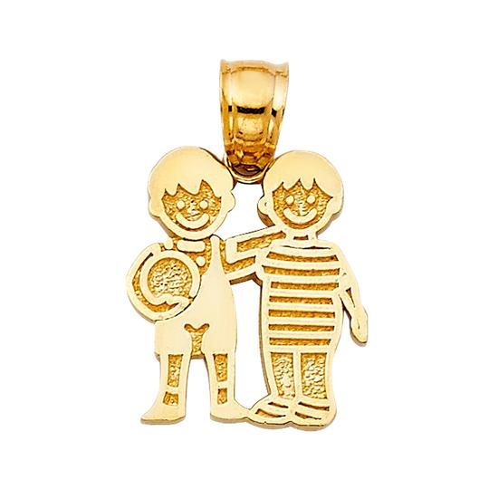 Preload https://item3.tradesy.com/images/yellow-gold-14k-boy-s-with-ball-pendant-charm-23888157-0-0.jpg?width=440&height=440