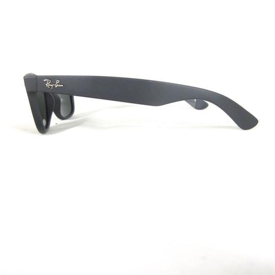 Ray-Ban RAY BAN Black RB 2132 Classic Wayfarer Sunglasses w/ Case NEW NWT 0725