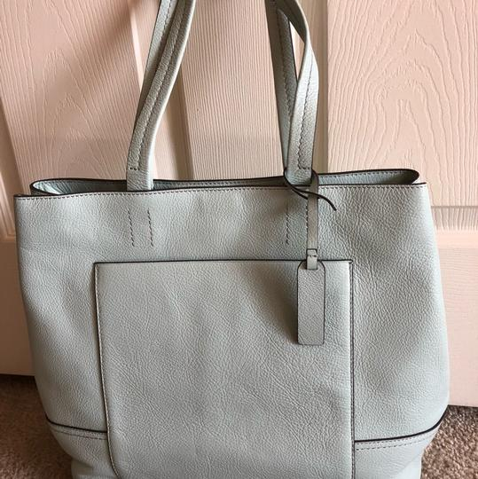 J.Crew Tote in mint green