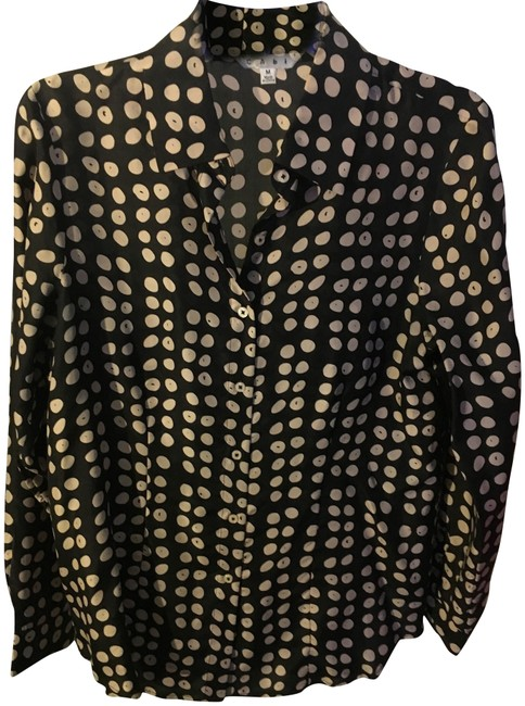CAbi Top Black/Beige