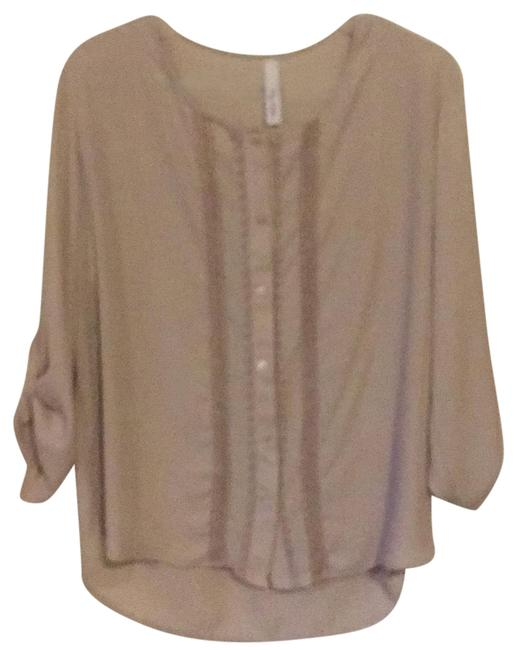 Preload https://item4.tradesy.com/images/my-story-taupe-blouse-size-8-m-23888218-0-1.jpg?width=400&height=650