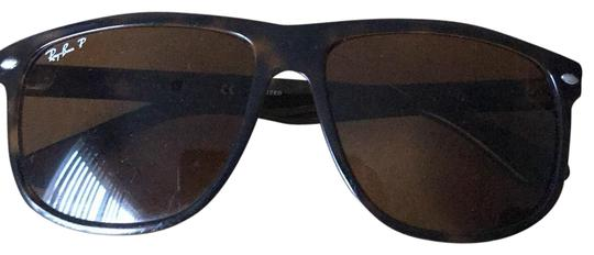 Preload https://img-static.tradesy.com/item/23888250/ray-ban-brown-boyfriends-rb4147-sunglasses-0-1-540-540.jpg