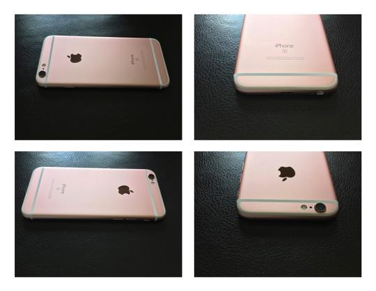 Apple Apple iPhone Rose Gold 6S 64GB Factory-Unlocked