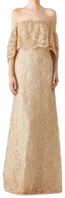 Preload https://item1.tradesy.com/images/erin-fetherston-gold-lace-catherine-long-formal-dress-size-4-s-23888295-0-1.jpg?width=400&height=650