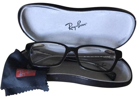 Preload https://img-static.tradesy.com/item/23888298/ray-ban-black-rb5280-eyeglasse-frames-0-1-540-540.jpg