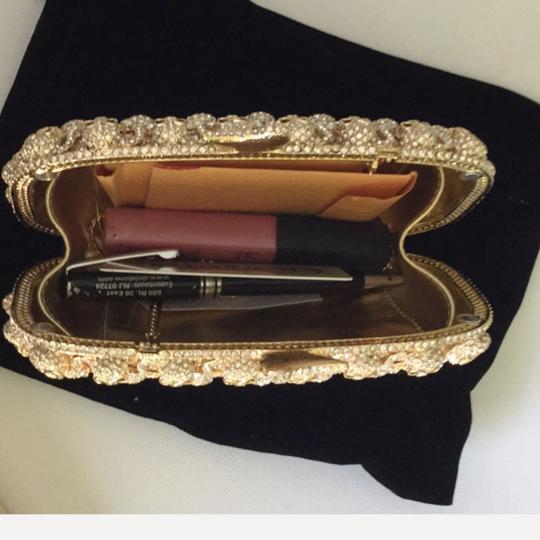 Lux Mob Gold Clutch