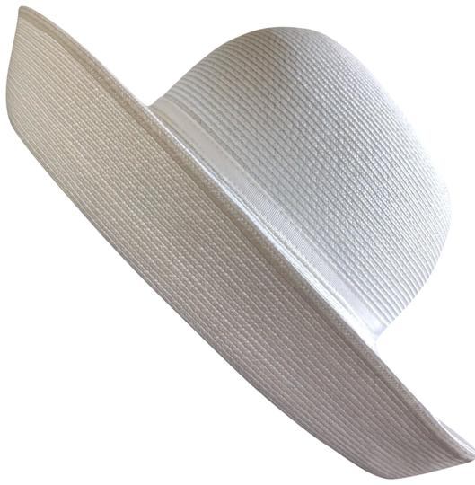 Preload https://item1.tradesy.com/images/eric-javits-white-packable-sunhat-hat-23888330-0-1.jpg?width=440&height=440