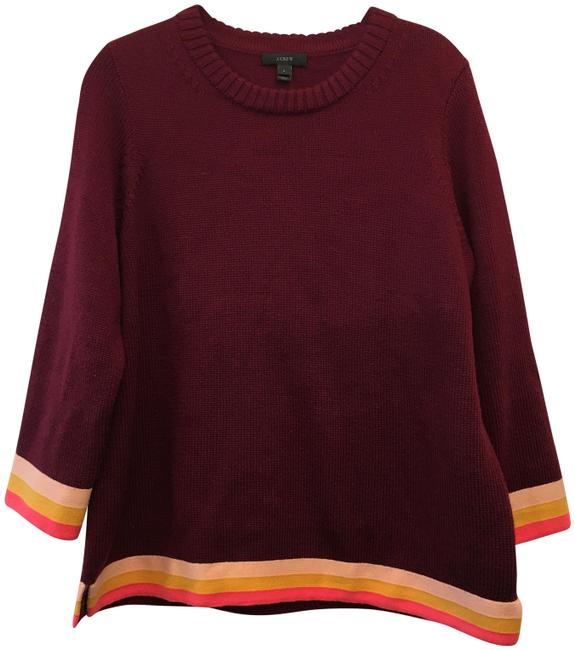 J.Crew Mercerized Wool Thick Long Sleeve Sweater