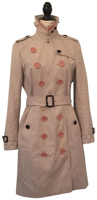 Preload https://img-static.tradesy.com/item/23888364/burberry-london-tanstone-trench-coat-size-6-s-0-1-650-650.jpg
