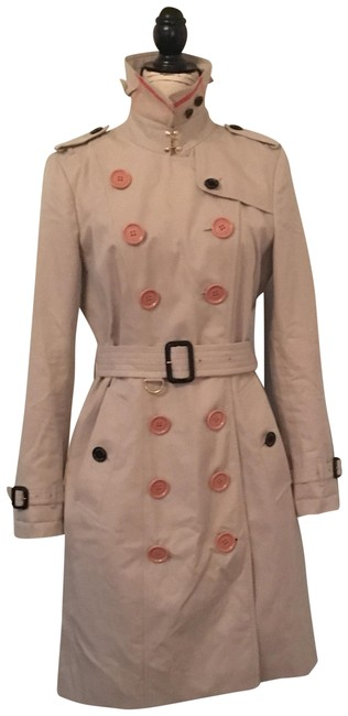 Preload https://item5.tradesy.com/images/burberry-london-tanstone-trench-coat-size-6-s-23888364-0-1.jpg?width=400&height=650