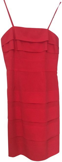 Preload https://item3.tradesy.com/images/gianni-bini-hot-pink-tiered-short-cocktail-dress-size-2-xs-23888377-0-1.jpg?width=400&height=650