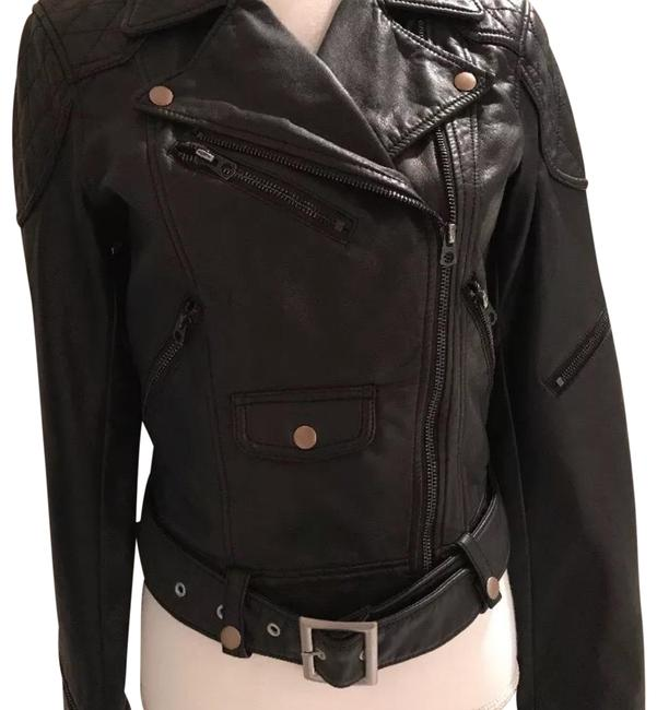 Preload https://item2.tradesy.com/images/denim-and-supply-black-faux-leather-moto-jacket-size-4-s-23888391-0-1.jpg?width=400&height=650