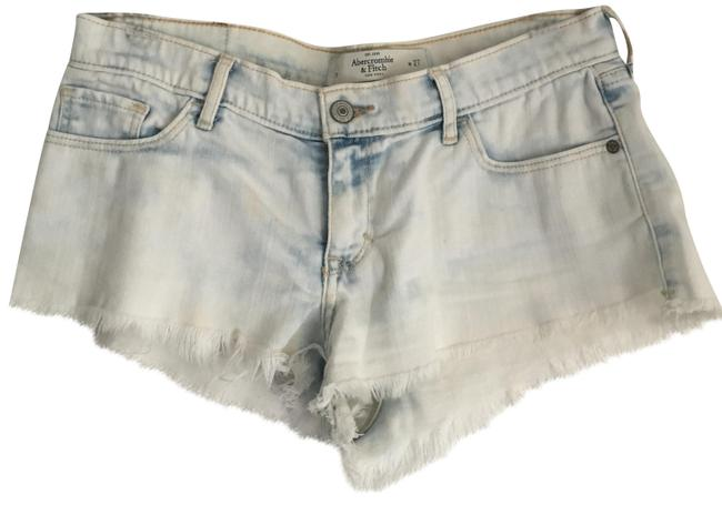 Preload https://item3.tradesy.com/images/abercrombie-and-fitch-bleached-denim-cutoff-minishort-shorts-size-4-s-27-23888392-0-1.jpg?width=400&height=650