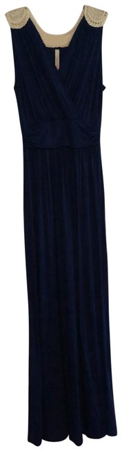 navy/dark royal Maxi Dress by Gilli