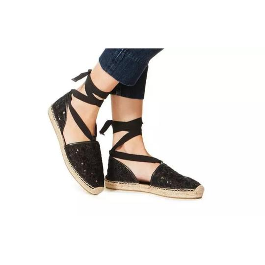 Preload https://img-static.tradesy.com/item/23888451/jimmy-choo-black-dolphin-espadrille-sandal-flats-size-eu-35-approx-us-5-regular-m-b-0-0-540-540.jpg