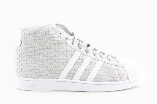 adidas Grey / White Model By4170 Grey/White Mens Shoes