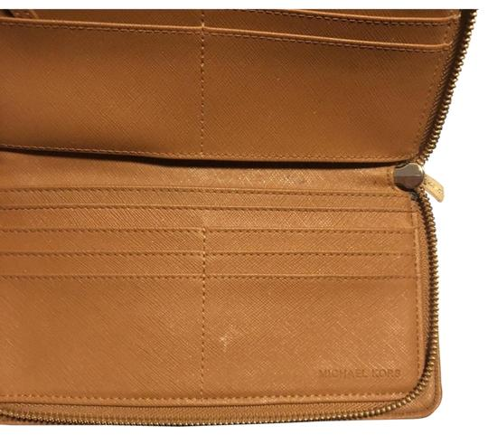 Michael Kors Wristlet in Brown