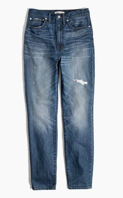 Madewell Skinny Jeans-Medium Wash