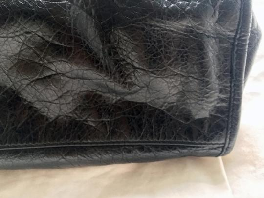 Balenciaga Leather City Shoulder Bag