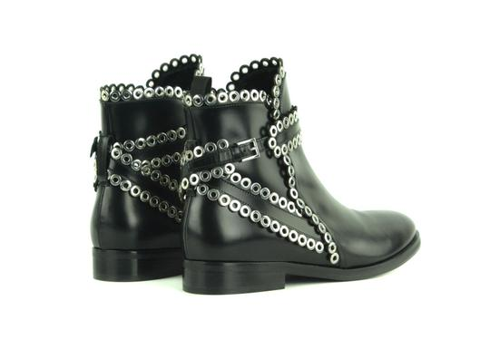 ALAA Leather Italian Black Boots