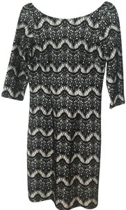 Lilly Pulitzer Lace Work Semi Formal Business Casual Dress