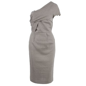 Roland Mouret One Shoulder Dress