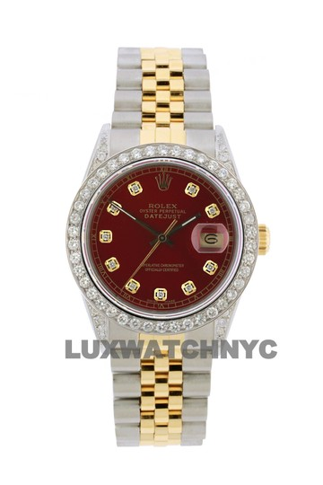 Preload https://img-static.tradesy.com/item/23890843/rolex-27ct-36mm-men-s-datejust-2-tone-w-box-and-appraisal-watch-0-0-540-540.jpg