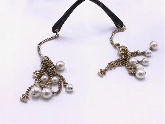 Chanel AMAZING Cat Eye with Dangling Pearls 5341H C.714/S9 POLARIZED Image 1
