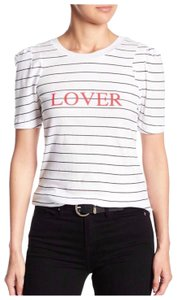 Wildfox T Shirt White, Black