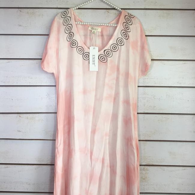 peach Maxi Dress by Exist Image 2